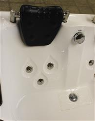 2 PERSON JETTED BATHTUB w/Air Jets,heater M1712 R/L - Image 8