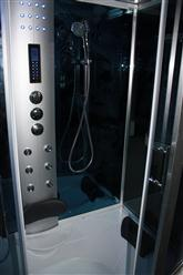 Big Steam Shower Room with Whirlpool Tub.BLUETOOTH. 9007 - Image 4