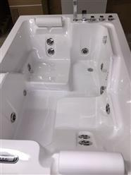 2 PERSON Deluxe Computerized Big Whirlpool w/Heater M1812D - Image 7