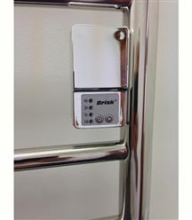 Wall Mount Electric Towel Warmer. BK-109 - Image 2