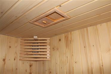 Steam Shower Enclosure with Traditional Sauna 	B001 display Sale - Image 10