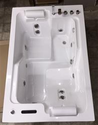 2 PERSON Deluxe Computerized Big Whirlpool w/Heater M1812D - Image 4