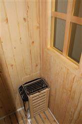 Steam Shower Enclosure with Traditional Sauna 	B001 display Sale - Image 9